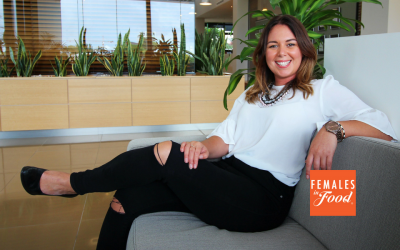 WHAT'S COOKING WITH RACHAEL HEDGES, DIGITAL MARKETER FOR FOOD & DRINKS BUSINESSES